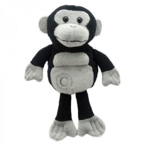 The Puppet Company Silverback Gorilla Finger Puppet