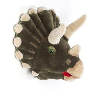 Wild and Soft Animal Trophy Head – Adam the Dinosaur