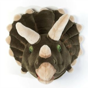 Wild and Soft Animal Trophy Head – Adam the Dinosaur