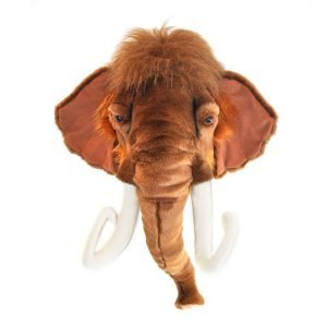 Wild and Soft Animal Trophy Head – Arthur the Mammoth
