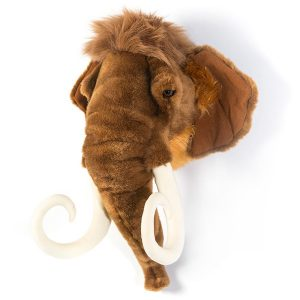 Wild and Soft Animal Trophy Head – Arthur the Mammoth