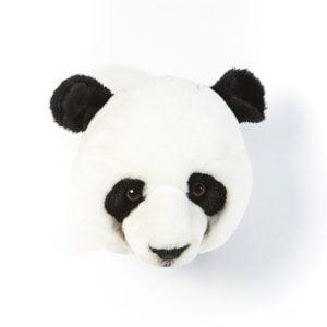 Wild and Soft Animal Trophy Head – Thomas the Panda