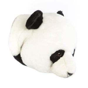 Wild and Soft Animal Trophy Head – Thomas the Panda