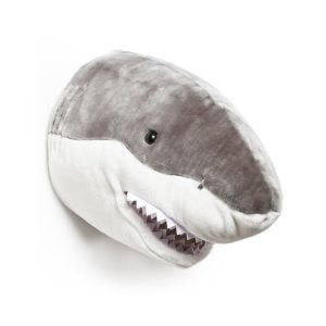 Wild and Soft Animal Trophy Head – Jack the Shark