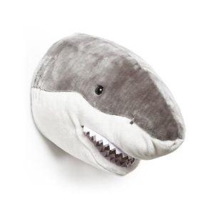 Wild and Soft Animal Trophy Head – Jack the Shark