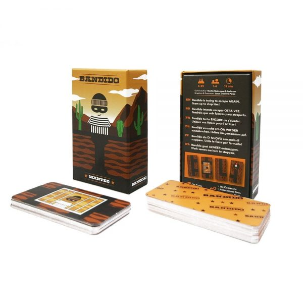 Bandido Card Game Unboxed