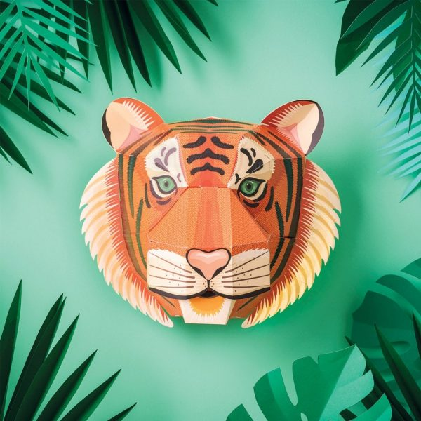 Clockwork Soldier Build A Majestic Tiger Head Lifestyle