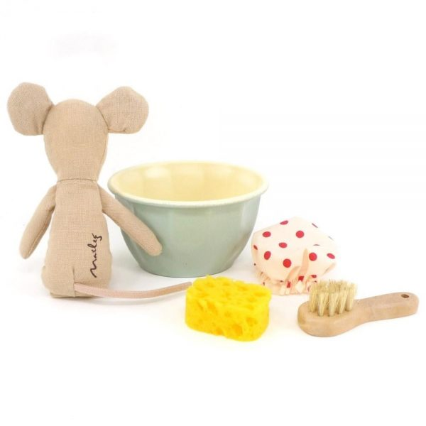 Maileg Spa and Wellness Mouse