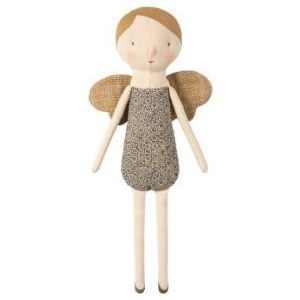 Maileg Winter Friends Angel – Blue
