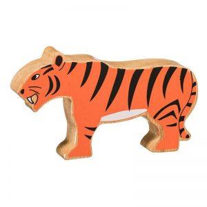 Lanka Kade Wooden Animals – Tiger