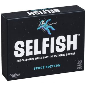 Selfish Space Edition Game