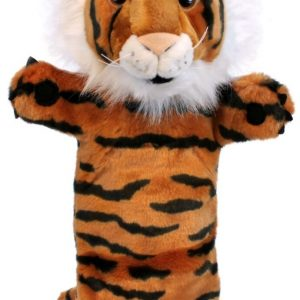 The Puppet Company Tiger Long Sleeved Puppet