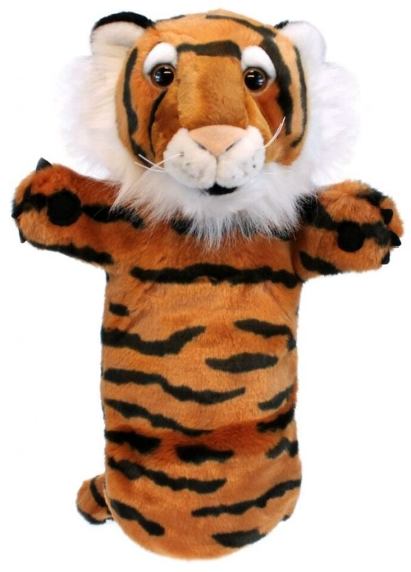 puppet company long sleeved tiger