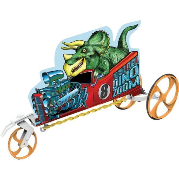 Dino Zoom Hotrod Racer