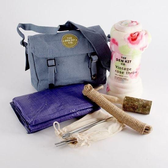The Cottage Garden Den Kit Contents