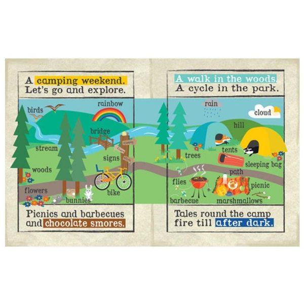 Nursery Times Crinkly Newspaper - It's Summertime