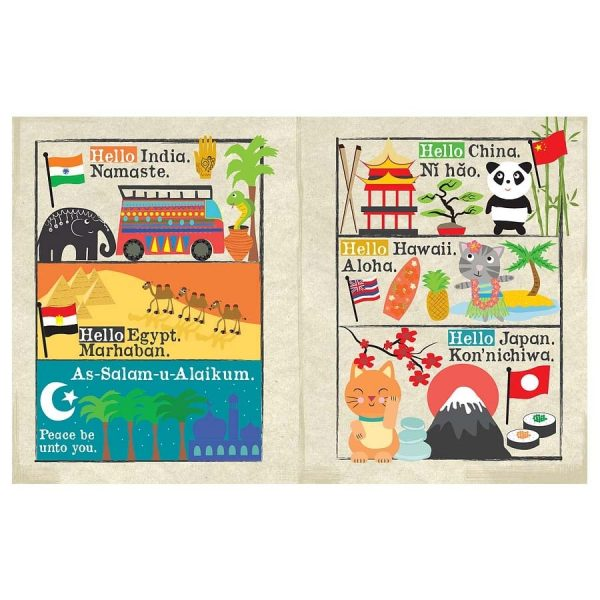 Nursery Times Crinkly Newspaper - Middle