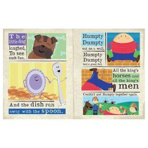 Nursery Times Crinkly Newspaper – Nursery Rhymes