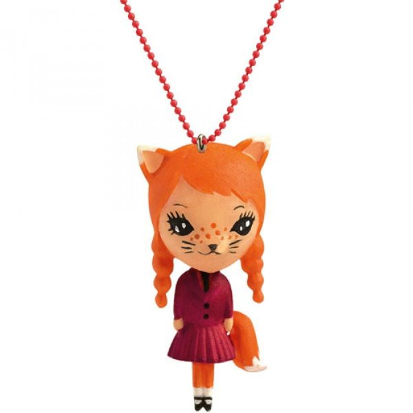 Djeco Lovely Charms Cat Necklace