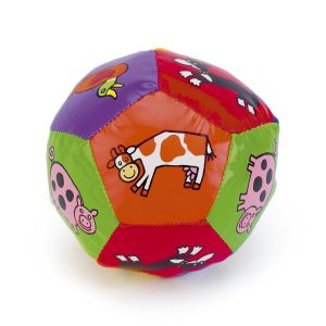 Jellycat Farm Boing Ball