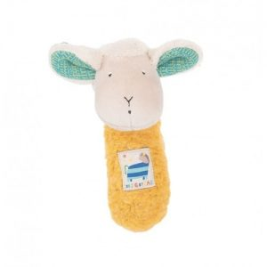 Moulin Roty Zig et Zag Sheep Rattle