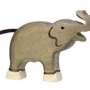 Holztiger Small Elephant Trunk Raised