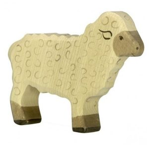 Holztiger Sheep Standing