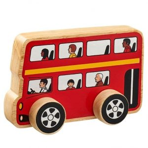 Lanka Kade Wooden London Bus