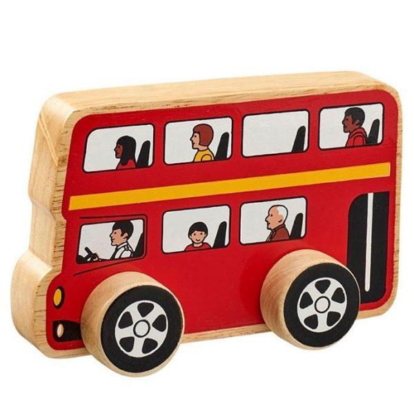 Lanka Kade Wooden London Bus