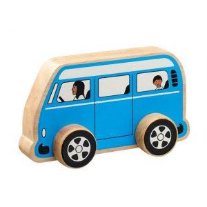 Lanka Kade Wooden Camper Van
