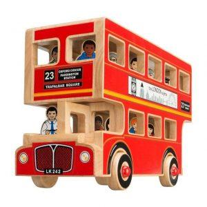 Lanka Kade Wooden Deluxe Wooden Bus