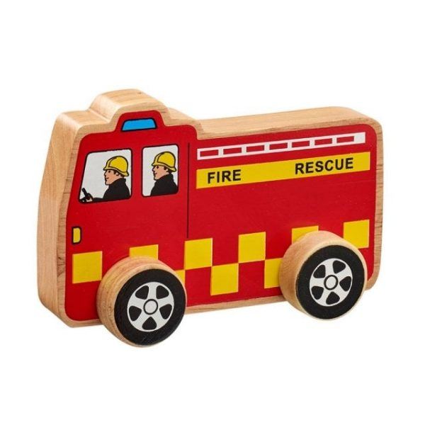 Lanka Kade Wooden Fire Engine