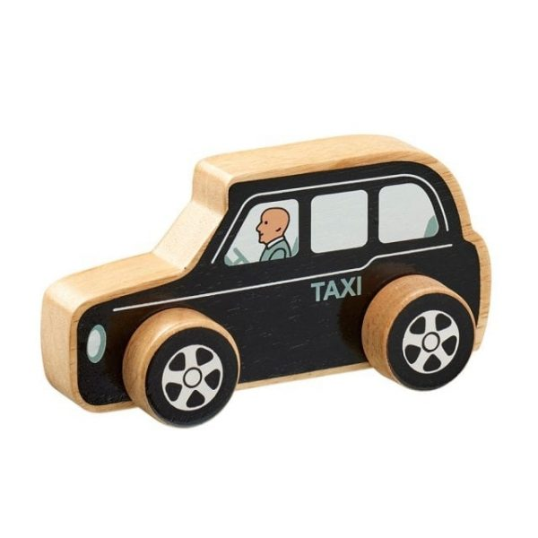 Lanka Kade Wooden Taxi