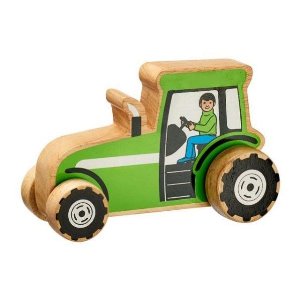 Lanka Kade Wooden Tractor
