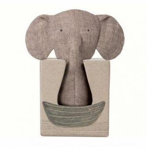 Maileg Noah's Friends Elephant Rattle