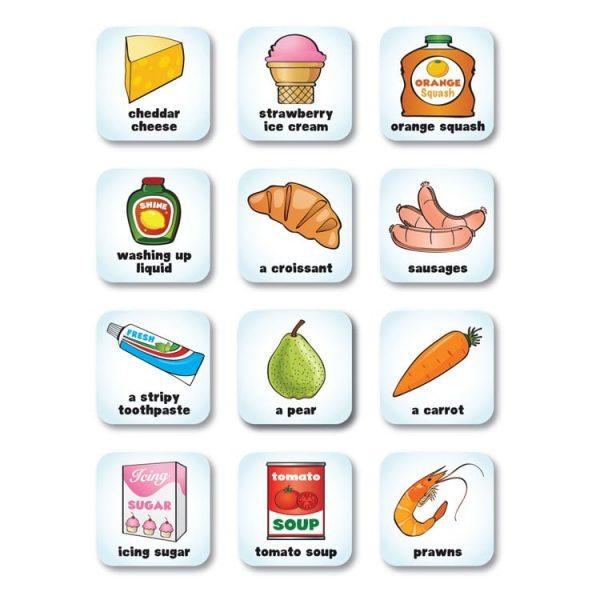 Seekers Supermarket Magnets