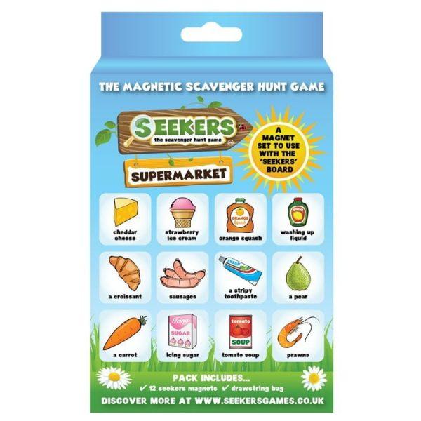 Seekers Supermarket Kit