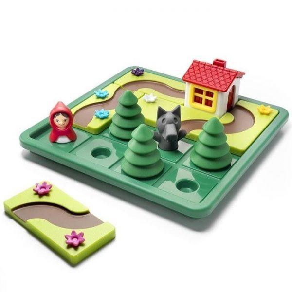 Smart Games Little Red Riding Hood Deluxe Board