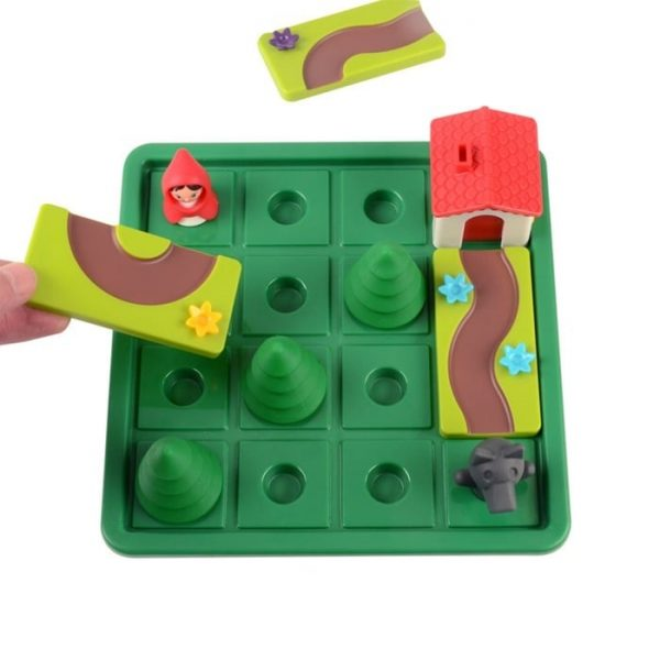 Smart Games Little Red Riding Hood Deluxe Pieces