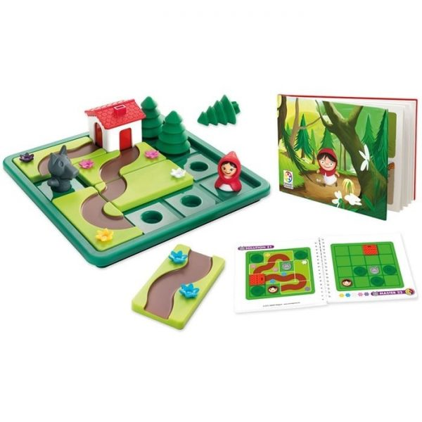 Smart Games Little Red Riding Hood Deluxe Contents