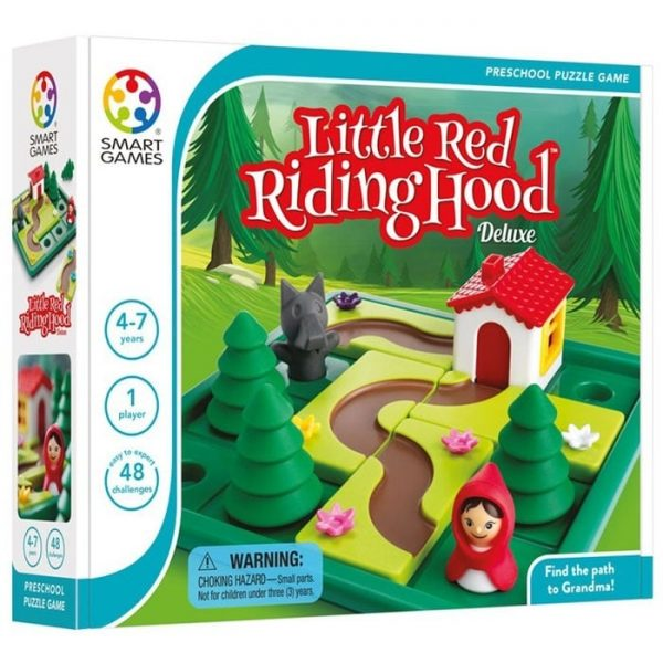 Smart Games Little Red Riding Hood Deluxe Box
