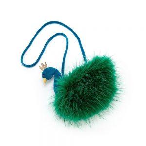 Jellycat Fancy Peacock Bag