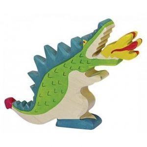 Holztiger Dragon