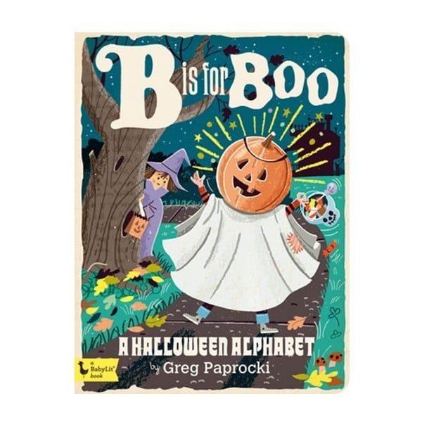 B is for Boo - A Halloween Alphabet