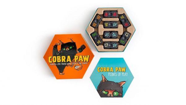 Cobra Paw Unboxed
