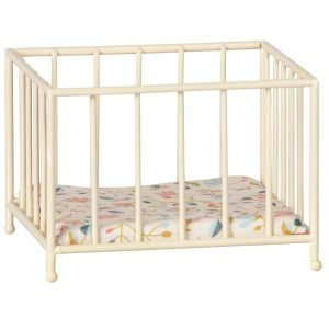 Maileg Playpen Micro – Off White
