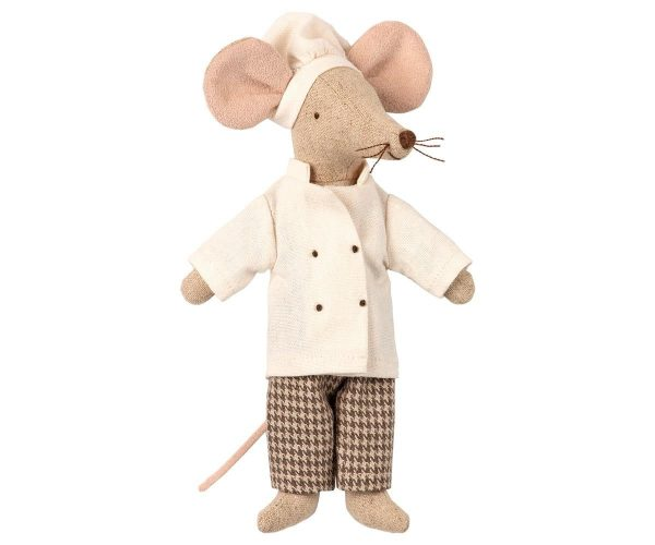 Maileg Chef Mouse Dad