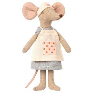 Maileg Nurse Mum Mouse