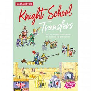 Scribble Down Transfers – Knight School