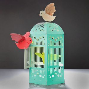 Clockwork Soldier Build A Beautiful Birdcage